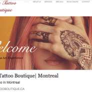 Vendor profile : Henna Tattoo Boutique